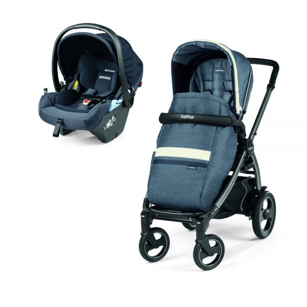 Carucior 2 in 1 Peg Perego Book 51 S Titania Lounge Luxe Mirage