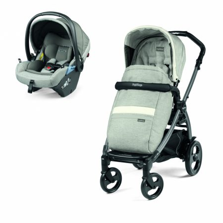 Carucior 2 in 1 Peg Perego Book 51 Titania Lounge Luxe Pure