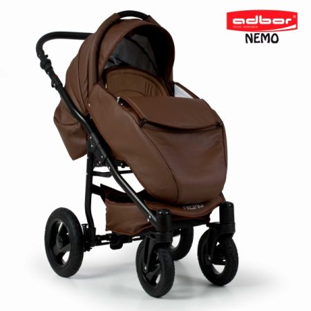 Carucior 3 in 1 Adbor Nemo Exclusive eco04