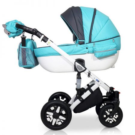 Carucior 3 in 1 Jools Eclipse Aqua
