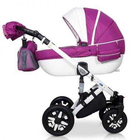 Carucior 3 in 1 Jools Eclipse Purple