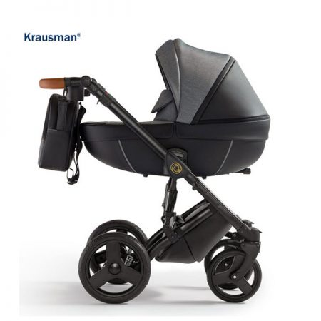 Carucior 3 in 1 Nexxo Black