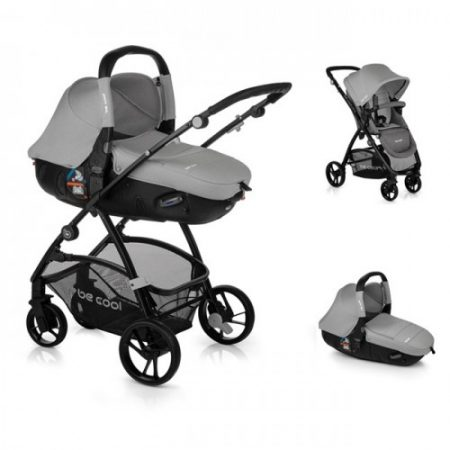 Carucior 3 in 1 Slide Match Grey