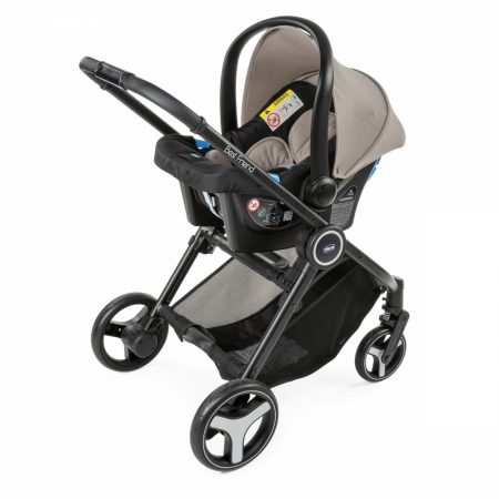 Carucior copii 3 in 1 Chicco Best Friend+ Comfort HazelWood 0luni+