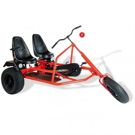 Kart cu pedale Dino Cars Side Car